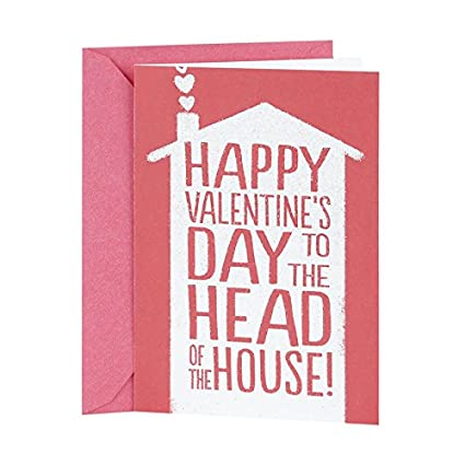 Amazon hallmark shoebox valentines day greeting card for hallmark shoebox valentines day greeting card for husband house m4hsunfo