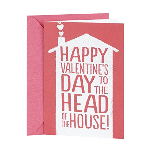 Hallmark Shoebox Valentine's Day Greeting Card for Husband (House)