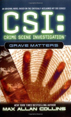 CSI: Grave Matters