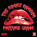 2019 The Rocky Horror Picture Show 16-Month Wall Calendar: by Sellers Publishing, 12 x 12; (CA-0454)