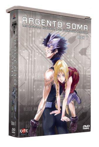 Box 3 DVD De Ragement Argento Soma ( Avec DVD Vol.1)