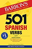 img - for 501 Spanish Verbs (501 Verb Series) book / textbook / text book