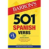 501 Spanish Verbs (501 Verb Series)