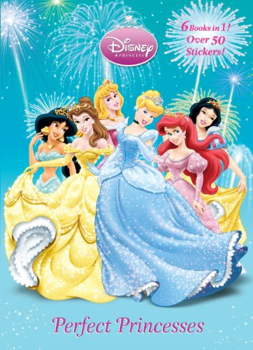 PERFECT PRINCESSES RH Disney 9780736426411 Amazon Books