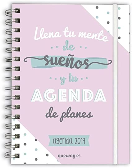 Agenda 2018-2019 Semana Vista