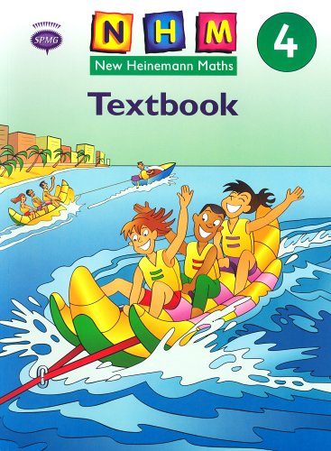 New Heinemann Maths Yr4, Textbook