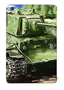 Ipad Mini/mini 2 Case, Premium Protective Case With Awesome Look - Patrolling Tank