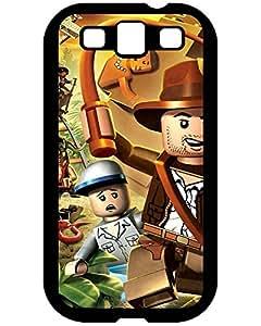Bettie J. Nightcore's Shop Christmas Gifts 9229285ZA337621554S3 Fashion Design Hard Case Cover Lego - Indiana Jones Samsung Galaxy S3 phone Case