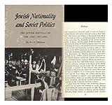 Jewish Nationality and Soviet Politics, Zvi Y. Gitelman, 0691075425