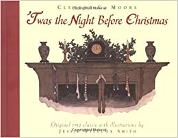 Twas The Night Before Christmas Jessie Willcox Smith