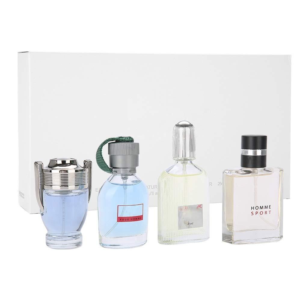Bracon Men Cologne Gift Set - Men Fragrance Cologne Perfume Set Long Lasting Fresh Perfume Christmas Thanksgiving Gift