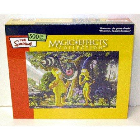 Warren Simpson's Magic Effects 500 Piece Jigsaw Puzzle