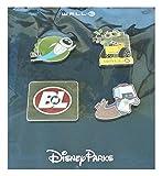 Disney Pin - Wall-e Booster Set - 108622