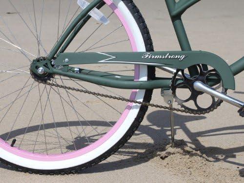 firmstrong urban lady beach hybrid bike gear