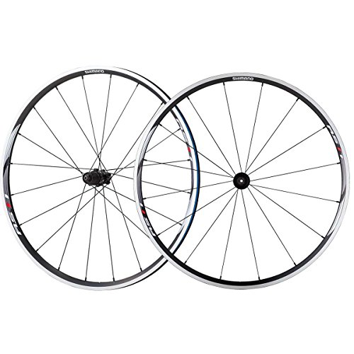 Shimano Front Road Bicycle Wheel - WH-RS11 - EWHRS11FCBM Shimano Front Wheel
