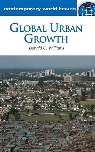 Global Urban Growth: A Reference Handbook (Contemporary World Issues)