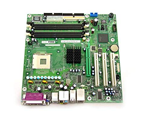 184 Pin Ddr Sdram System - Genuine Dell Intel 865PE ChipSet Pentium 4 MotherBoard For Dimension 4600 02y832 (Certified Refurbished)