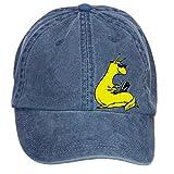 Futhure Unisex Uc Santa Cruz Banana Slugs Ucsc DIY Adjustable Baseball Hat