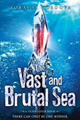 The Vast and Brutal Sea: A Vicious Deep novel (The Vicious Deep) by Zoraida Cordova (2015-06-02) Paperback