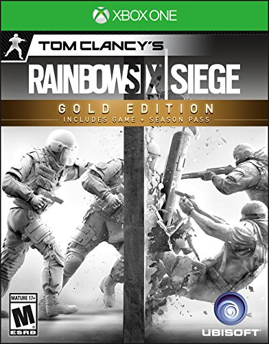 Tom Clancy's Rainbow Six Siege - Gold Edition - Xbox One
