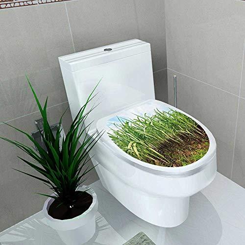 Decal Wall Art Decor Sugar Cane Plantation Khanh HOA Province Vietnam Toilet Decoration W13 x L18