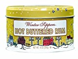 The Spice Hunter Hot Buttered Rum, 8-Ounce Tins (Pack of 4)