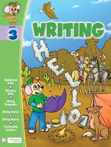 [Smart Alec Grade Grd-3 Writing Workbook (Smart Alec Series Educational Workbooks)] (Grd Series)
