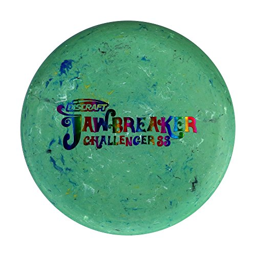 Discraft Jawbreaker Challenger SS Putt and Approach Golf Disc [Colors May Vary] - 173-174g