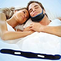 Anti Snoring Strap Jaw Chin Snore Belt Stop Sleep Solution Support