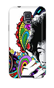 Galaxy S5 Cover Case - Eco-friendly Packaging(jimi Hendrix)