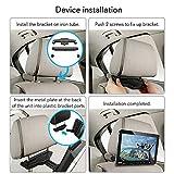 Universal Dual Vehicle Headrest Monitor