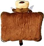 Fabrique Innovations NCAA Pillow Pet, Texas Longhorns