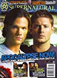 Jared Padalecki, Jensen Ackles, Misha Collins, Mark Pellegrino, Supernatural Awards 2009, 100 Page Special - January/February, 2010 The Official Supernatural Magazine Issue #14