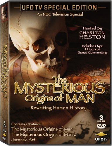 The Mysterious Origins of Man (UFO TV Special Edition) by