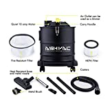 4.3 Gallon Ash Vacuum Cleaners -1200W 10 Amp