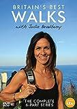 Britain's Best Walks with Julia Bradbury - 2017 (ITV) Series 2 [DVD]