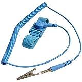 LUPO® Anti Statisches Armband ESD Erdung Handschlaufe Band - Verhindert die Erzeugung von statischer Elektrizität