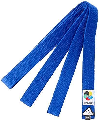 ADIDAS Faixa Elite Karate 3,20 Azul - WKF