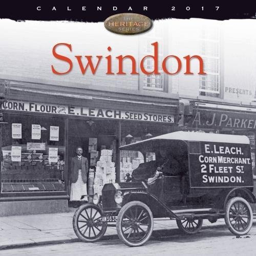 Read Online Swindon wall calendar 2017 (Art calendar) pdf epub