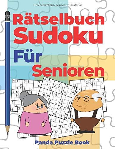 Rätselbuch Sudoku Für Senioren  Logikspiele Für Erwachsene