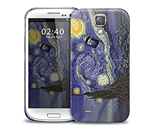 vincent travels doctor who Samsung Galaxy S4 GS4 protective phone case