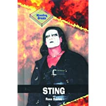 Sting (Wrestling Greats) by Davies, Ross (2002) Hardcover