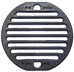 Lodge Logic Round Griddle Cast Iron Pre-Seasoned 10-1/2\