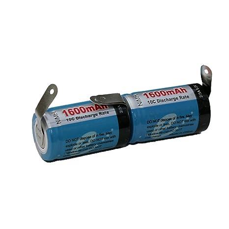 Amazon.com: Batería de repuesto Set compatible con Braun ...