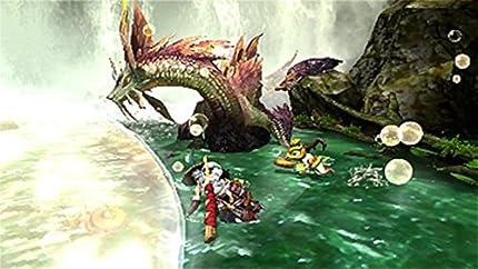Amazon com: Monster Hunter Generations - Nintendo 3DS Standard