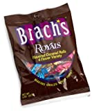 Brach's Royal Flavored Caramels, 8-Ounce Bags, Pack of 12