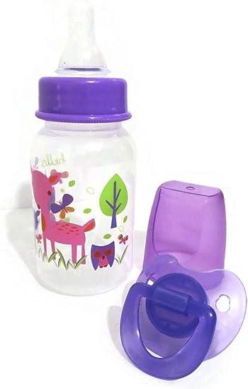 Amazon.com: Baby Alive una botella y un chupete para Baby ...