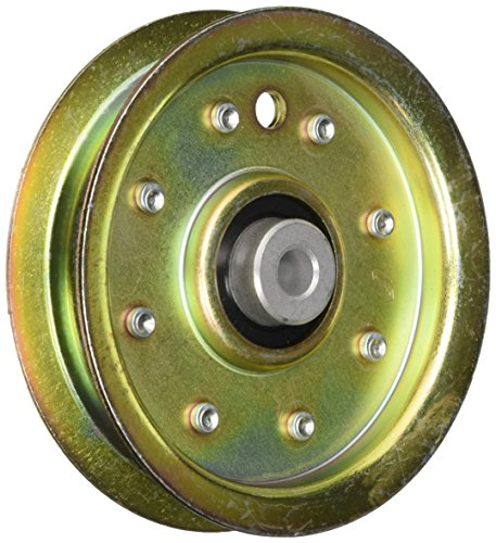 Lawn Mower Idler Pulley - Oregon 78-052 Flat Idler Pulley Lawn Mower Idlers