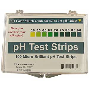 PH TEST STRIPS FROM BELL - National Nutrition
