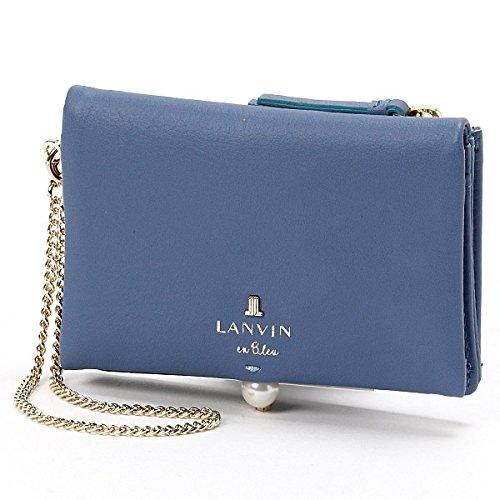 ランバンオンブルー(LANVIN en Bleu) シャペル パスケース B076MMSB4S ** ブルー ブルー **